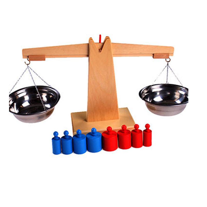 Montessori Teaching Aids Said Disk Group Balance Said Montessori Teaching Aids Profession Teaching Version Kindergarten Early Ch