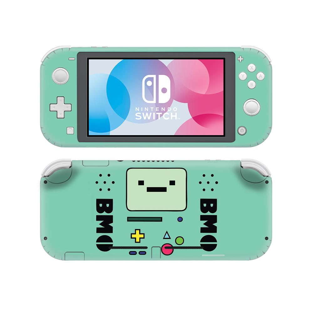 Adventure Time BMO NintendoSwitch Skin Sticker Decal Cover For Nintendo Switch Lite Protector Nintend Switch Lite Skin Sticker