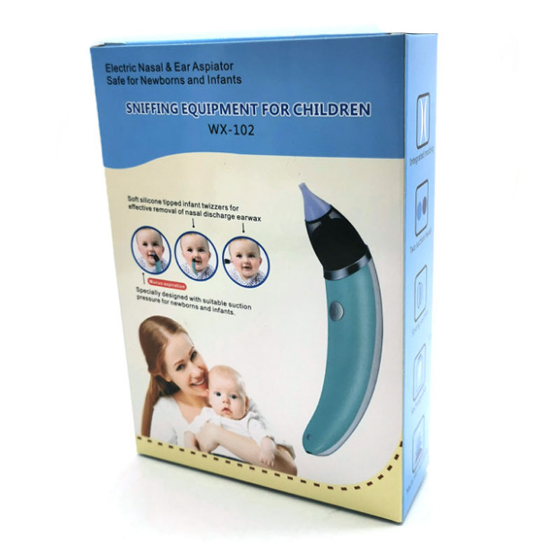 Nose-Cleaner Sniffling-Equipment Newborn-Baby Electric Safe-Hygienic Kid