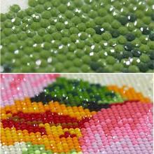 Bricolage 5D Diamant Peinture Point De Croix Broderie Diamant Peinture Kits Salon Cha Q1QC