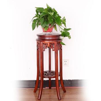 Estantería de madera Para sala de estar, estantería de madera Para Plantas...