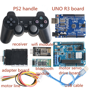 Wireless Controller Kit For RC