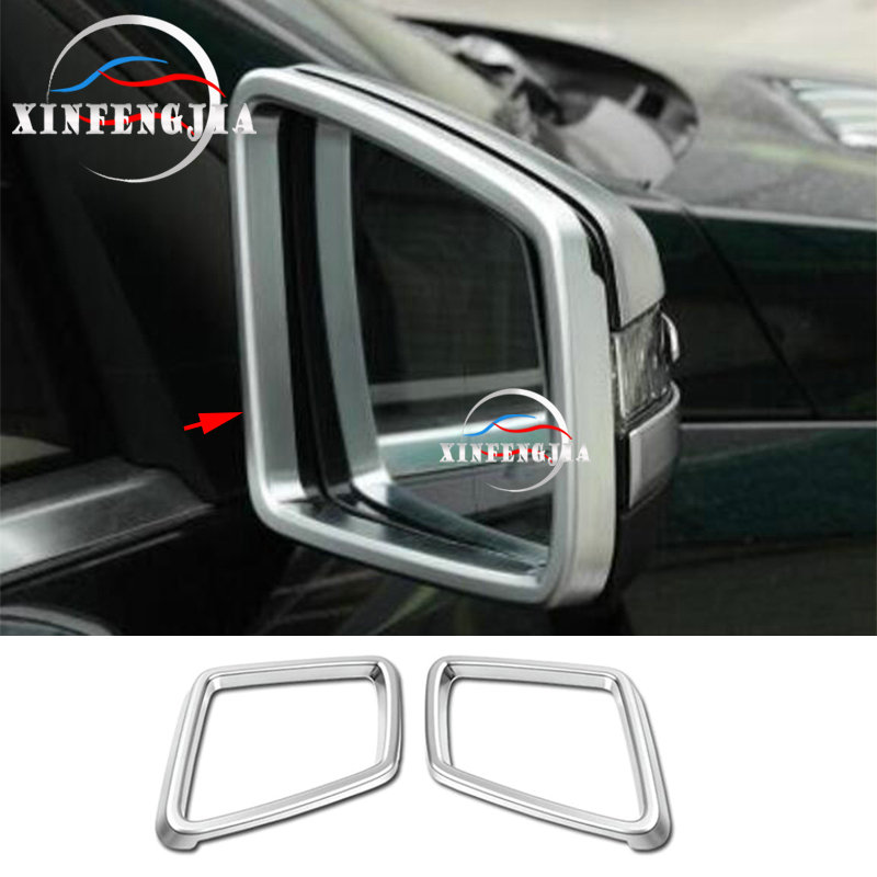 For Mercedes GLE GL GLS M Class W166 C292 X166 Rearview Cap Side Mirror Cover