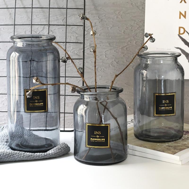Nordic Design Glass Vase…