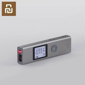 Image 3 - DUKA LS P Rechargeable Intelligent Digital Laser Rangefinder For Hunting Golf Laser Range finder 40m measurement tool