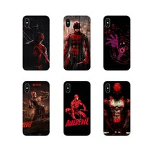 Daredevil World On Fire аксессуары чехлы для телефонов Huawei Honor 4C 5C 6X 7 7A 7C 8 9 10 8C 8S 8X 9X 10I 20 Lite Pro(China)