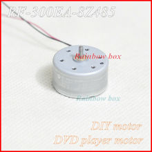 MABUCHI RF-300EA-8Z485 D/V5.9V DC 3V-6V Micro Mini 24mm Round Spindle Motor for CD DVD Player