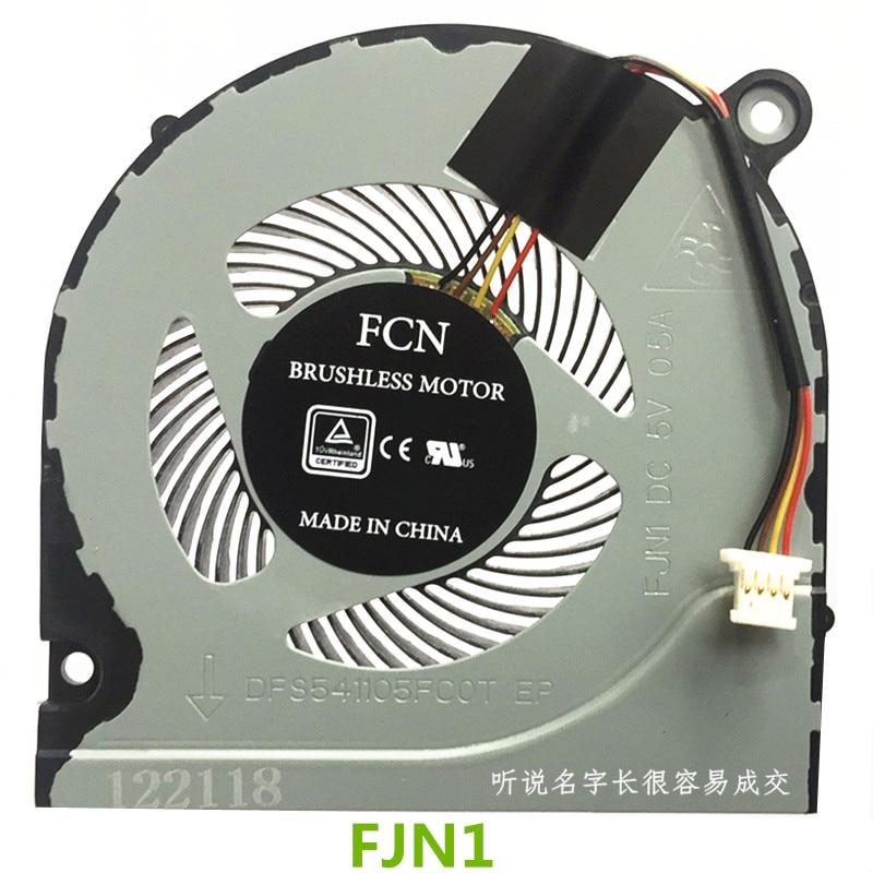 New CPU Cooler Fan For Acer Predator Helios 300 G3-571 G3-572 G3-573 N17C1 N17C6 Nitro5 AN515 -51 52 53 41 A715-71 PH315 PH317