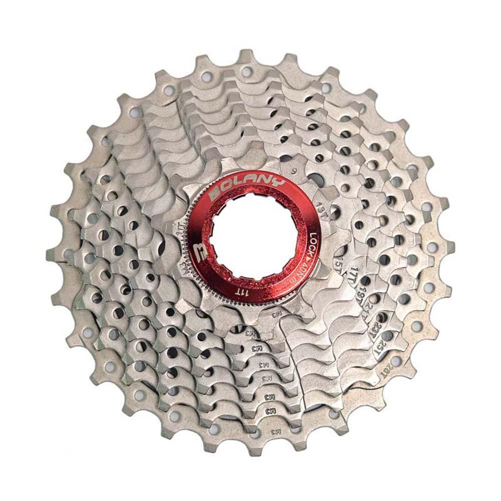 Свободное колесо для горного велосипеда 8S/9S 25 28 32 40 42T, кассета задних скоростей из углеродистой стали, звездочка, детали свободного колеса д...