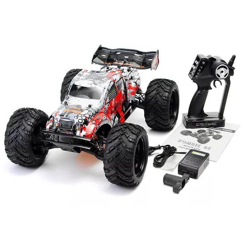 Dhk Hobby Zombie 8e 8384 1 8 100a 4wd 2ch 70km Hr Brushless Motor Truck Rtr Rc Car Toy For Boys Rc Cars Aliexpress