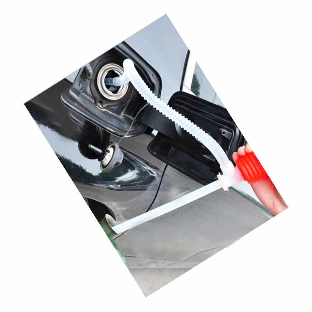 Mới Xe Di Động Bằng Tay Xi Phông Vòi Bơm Khí Dầu Syphon Chuyển Bơm Nhựa Xe Hơi Điện Tử Phụ Kiện