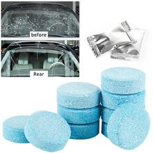 30PCS Car Solid Cleaner Concentrated Effervescent Tablets Spray Cleaner Car Glass Household Cleaning Car Accessories