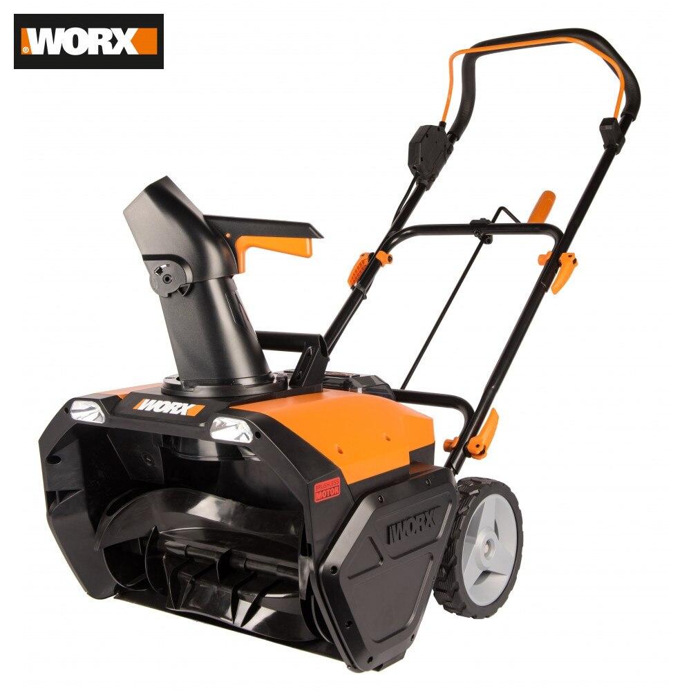 Snow Sweeper Worx WG471E. 9 Tools ...
