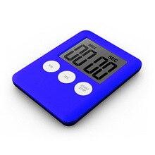 ЖК Цифровой Водонепроницаемый Таймер для ванной 7*5,3*0,9 см ABS прочный новый и высококачественный Прямая поставка