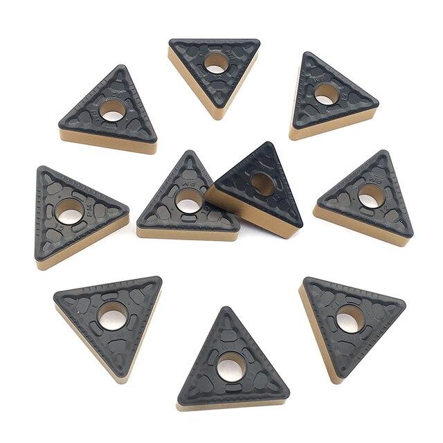 10PCS TNMG220412 PM 4325 TNMG External Turning Tools Tnmg 220412 High Quality Carbide Insert Lathe Cutter Tool Turning Insert