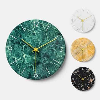 Creative Fashion Modern Wall Clock Living Room Silent Wall Clock Digital Kitchen Orologio Casa Home Decor BB50WC