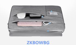 """Image 3 - , Odporna na wstrząsy torby na laptop dla HUAWEI MateBook X Pro 13.9 """"MateBook E 12"""" MateBook D MateBook B 15.6 """"wielu w użyciu konstrukcja etui na laptopa"""