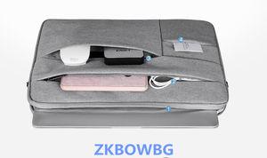 "Image 3 - Shockproof Laptop Bags For HUAWEI MateBook X Pro 13.9"" MateBook E 12"" MateBook D MateBook B 15.6"" Multi use Design Laptop Case"