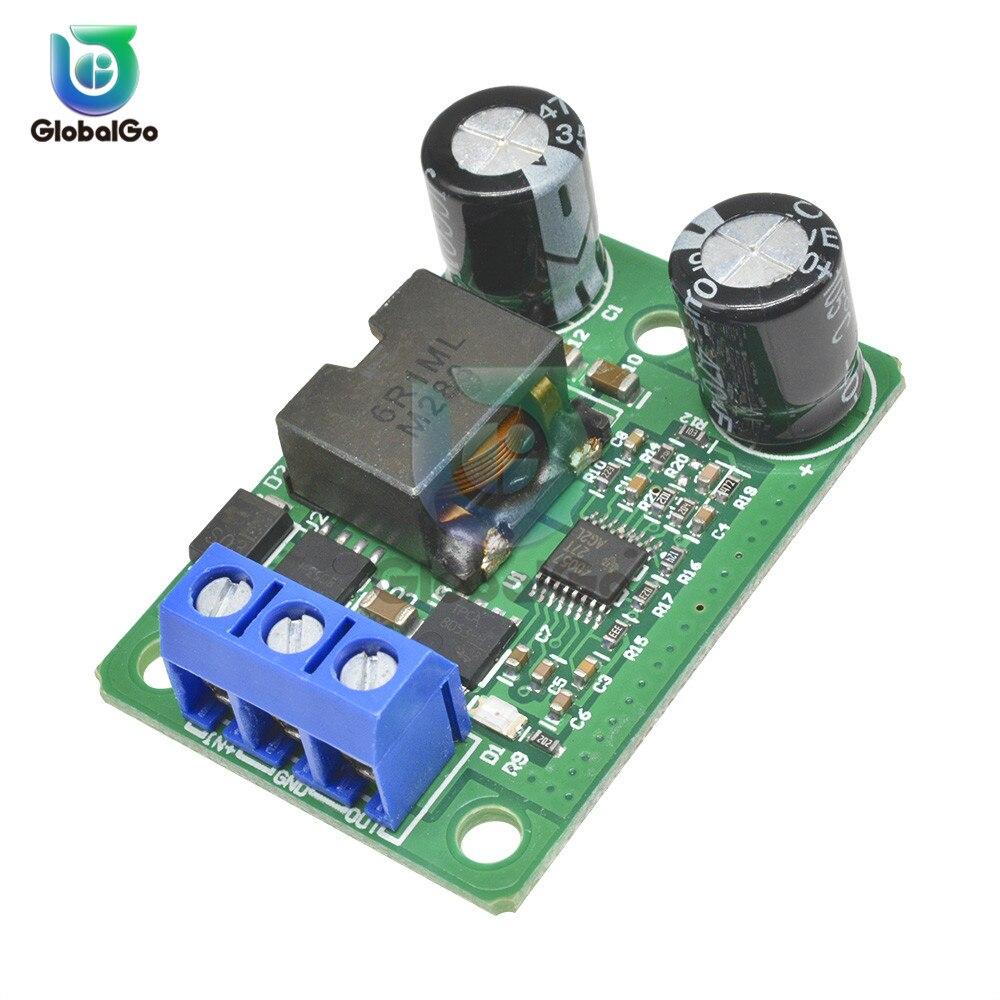 24V 12V to 5V 5A 25W DC to DC Buck Step Down Power Supply Module Synchronous Rectification Power Converter