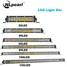 Nlpearl светильник бар/рабочий 60 Вт 120 180 комбинированный