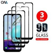 Screen Protector For LG K22 K31 K41S K42 K52 K62 K71 Tempered Glass Premium Full Coverage Protection Glass Film For LG K92 5G
