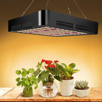 900W LED Plant Grow Light Full Spectrum Indoor Plant Light with Switch IR&UV Growing Lamp Kits for Indoor Plants Veg and Flower