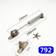 8 inch 30N/100N Meubels Scharnier Keukenkast Deur Lift Pneumatische Ondersteuning Hydraulische Gasveer Stay Hold Pneumatische hardware