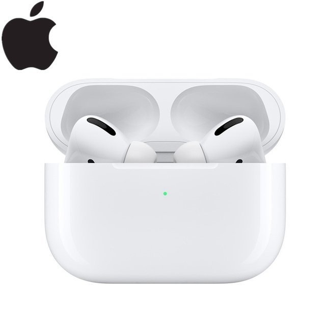Apple Airpods Pro Wireless Bluetooth Earphone original Air Pods Pro Active Noise Cancellation with Charging Case