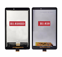 B1 LPPLY NEW Vidro Assembléia 810 LCD Para Acer Iconia Tab 8 B1 810 B1 810HD Screen Display LCD + Digitador Da Tela de Toque|Painéis e LCDs p/ tablet| |  -