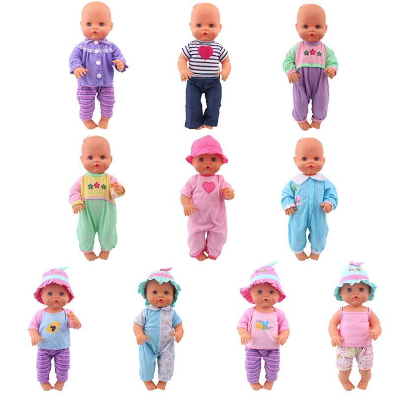 New Leisure Dress Clothes Fit 42 Cm Nenuco Doll Nenuco Y Su Hermanita Doll Accessories