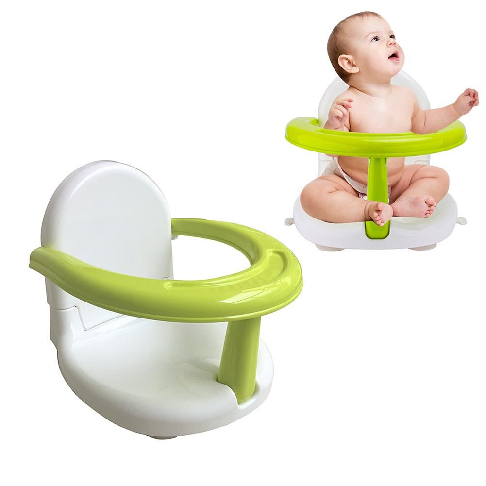 Baby Folding Seat Child Folding Bath Seat Children's Chair Toddler Chair Learn To Sit And Play Early Education Multi-Function