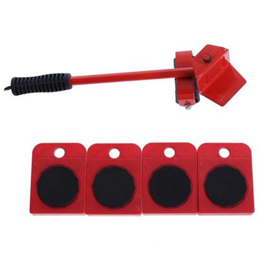 New Practical Furniture Lifter Mover, 5 Pieces Furniture Transport Set Furniture Lifter And Furniture Sliders