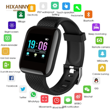 Sport Smart Bracelet Watch Men Color Lcd Fitness Tracker Waterproof Smartband Activity Bracelet Blood Pressure for Android IOS цена и фото