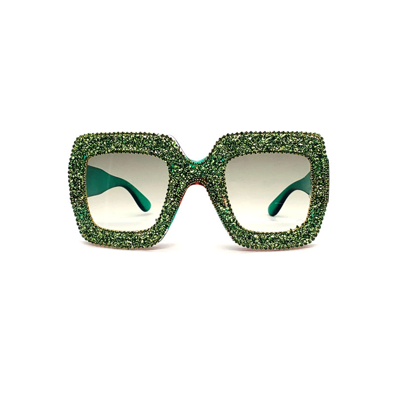 New sunglasses for women in Europe and America high quality women fashion shades for women punk|Women