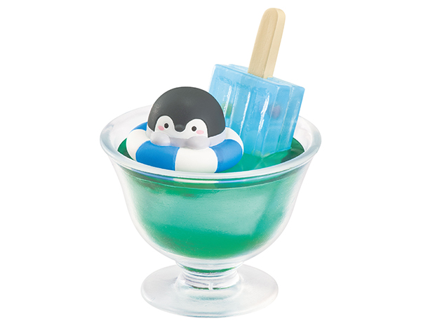 Blind box toy penguin box egg series praise goose positive energy penguin candy travel sweet tide play decoration mysterious box