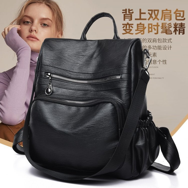 Spring And Summer New Style Fashion Multi-functional Backpack Casual Gymnastic Valise Manufacturers Wholesale Foreign Trade Expo