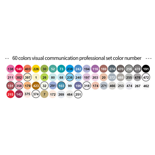 60colors-Visual