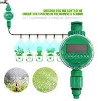 Automatische Smart Bewässerung Controller Schlauch Wasserhahn Timer Im Freien Wasserdichte Automatische On Off LCD Display Bewässerung Timer-in Garten-Wassertimer aus Heim und Garten bei