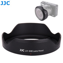 JJC Flower Lens Hood for Canon EF M 11 22mm Lens On Canon EOS M200 M100 M50 M10 M6 Mark II M5 Camera Replaces EW 60E Lens Shade