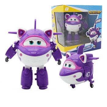 15CM Super Wings Airplane Robot Transformation-Toys Action-Figures Children Gift Super Wing Transformation toys 2019Newest 1