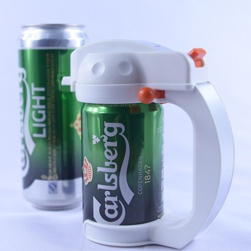 New Beer Machine GFS-B3 Ultrasonic Frothing Machine Beer Foaming Equipment Small Household Beer Brewing  Wine Making