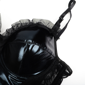 Image 5 - corset steampunk bustier corset gothic sexy lingerie waist trainer corselet women burlesque bodice gothic clothing waist corset