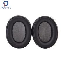 POYATU For ATH DWL550 Earpads Headphone Ear Pads For Audio Technica ATH DWL770 Earpads Headphone Ear Pads Earmuff Cushion Cover