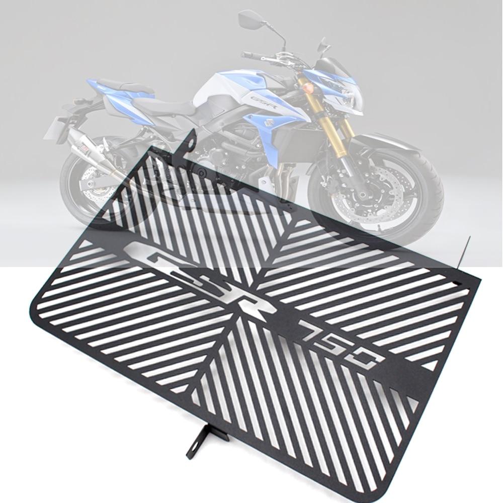 Для SUZUKI GSR 750 GSR750 2011,2012, 2013,2014 мотоциклетный радиатор защитный чехол для гриля защитная сетка топливный бак защита