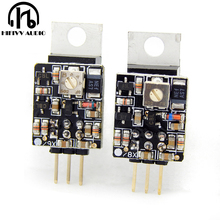 Upgrade LM78XX LM79XX LM317 LM337 Discrete Linear Regulated Voltage Adjustable Upgrade for amplifier decoder Circuit