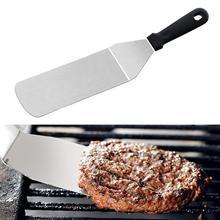 Kitchen-Tool Spatula Fried-Shovel Plastic-Handle Steak Non-Sticky Stainless-Steel Spade