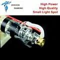 Verbesserte CO2 laser rohr Metall Kopf 1000MM 50 55W Dia.50 Glas Rohr Lampe für CO2 Laser Gravur schneiden Maschine