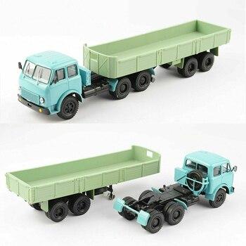 1/43 ScaleRussia Truck Car HAW ABTONPOM Kamaz MA3-515 MA3-5205 Diecast Vehicles realts trumpeter 01034 1 35 russian kamaz 4310 truck