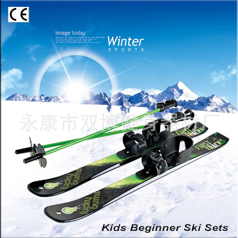 SOURCE Manufacturers Supply Children Double Plate Sled Plastic Sled Skiing Product Sandboard Customizable