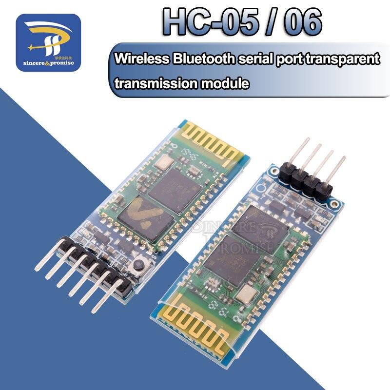 Wireless Bluetooth RF Transceiver Module HC-05 RS232 HC-05//06 TTL for arduino S*